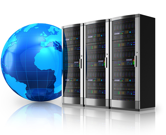 Web Hosting Graphic